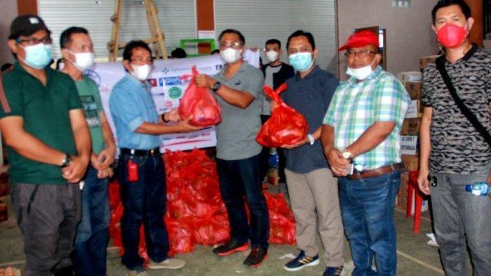 Asosiasi Sales Nasional Indonesia (ASNI) Manado beri bantuan ke korban banjir bandang di Mitra