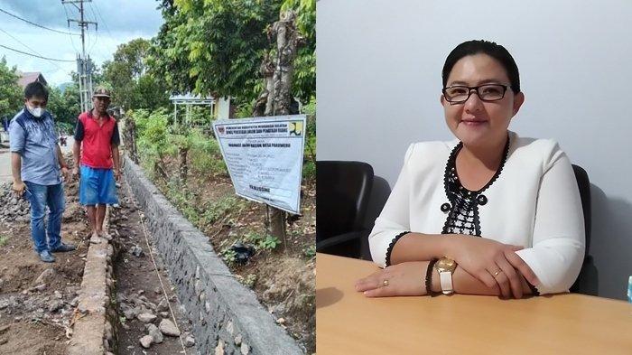 Aspirasi warga Desa Pakuweru, Kecamatan Tenga, Kabupaten Minahasa Selatan (Minsel), Provinsi Sulawesi Utara (Sulut), direalisasikan.