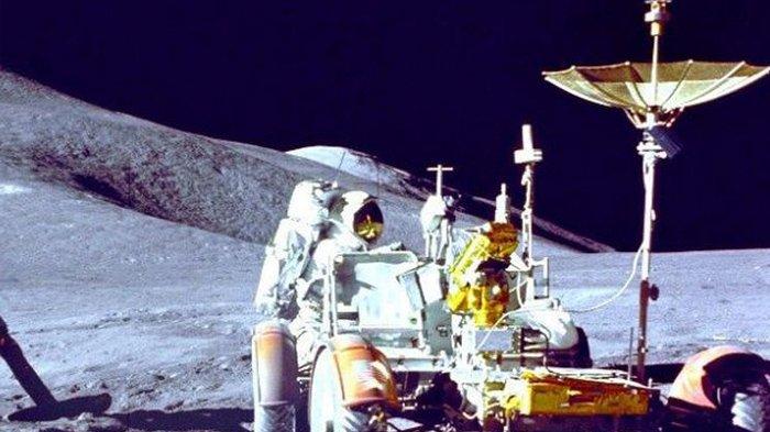 Ilmuwan akan Gunakan Urin Astronot Untuk Pembangunan Pangkalan di Bulan