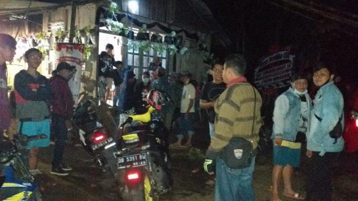 Remaja AT Diamankan Polres Minahasa Usai Melakukan Penganiayaan Terhadap Warga Desa Sinuian