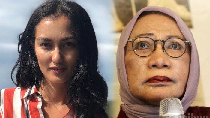 Pesan Atiqah Hasiholan untuk Ratna Sarumpaet selama di Penjara