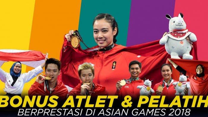 Rahasia Dibalik Cepatnya Pencairan Bonus Atlet Asian Games 2018