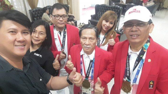 Pasangan Atlet Bridge Sulut Peraih Perunggu Asian Games, Berlaga Hari Ini di Kategori Mixed Kejurnas