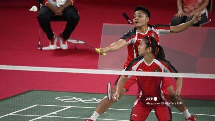 6 Wakil Indonesia Bertanding Hari Ini Kamis 29 Juli 2021, Ini Jadwal Bulu Tangkis Olimpiade Tokyo