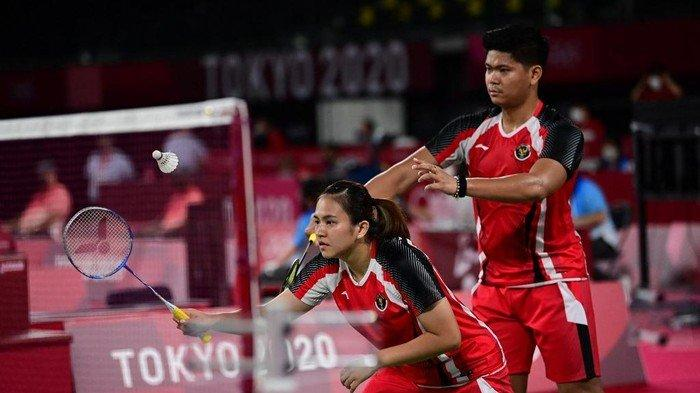 Hasil Indonesia di Badminton Olimpiade Tokyo 2020, Rekor 100 Persen, Sapu Bersih Laga Perdana
