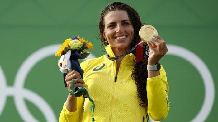 Atlet Cantik Peraih Medali Emas Olimpiade Tokyo Pakai Kondom Sebelum Bertanding
