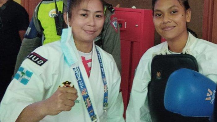 Atlet Kempo Gebi Manahutu Sumbang Perunggu untuk Sulut di PON XX Papua 2021