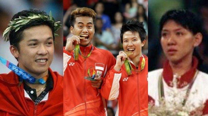Inilah 7 Medali Emas Olimpiade Milik Indonesia dari Bulutangkis, Siapa Saja Atlet Peraihnya?