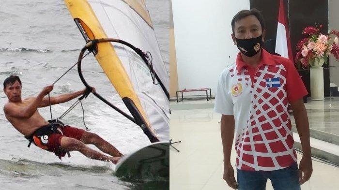 Atlet selancar Sulut Micah Sampelan fokus latihan jelang PON XX Papua