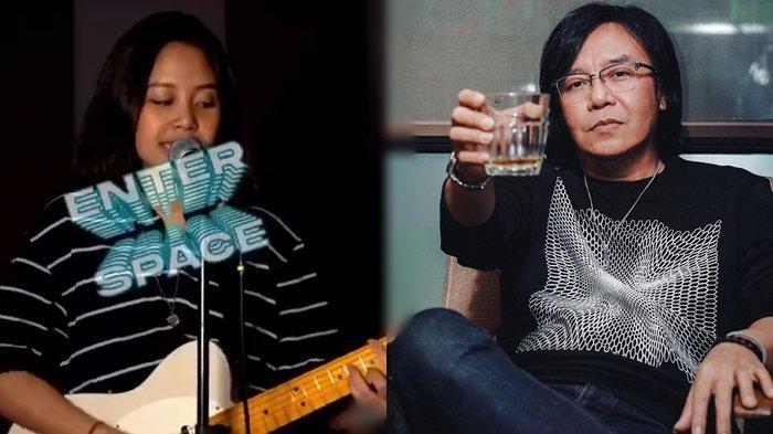 SOSOK Audra Lasso, Putri Ari Lasso yang Jadi Vokalis Band, Dikenal Berprestasi