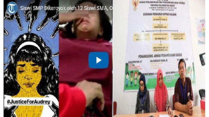 #JusticeForAudrey - 6 Fakta Siswi SMP Dianiaya 12 Siswi SMA, Rusak Keperawanan hingga Aktor Utama