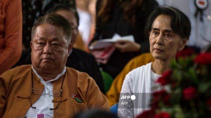 Aung San Suu Kyi Didakwa Impor Walkie Talkie Secara Ilegal