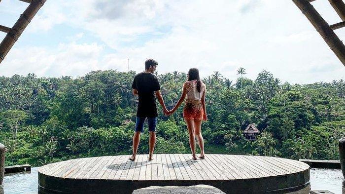 Trauma Umbar Kemesraan di Sosmed, Aura Kasih Sempat Sembunyikan Hubungannya dengan Eryck Amaral