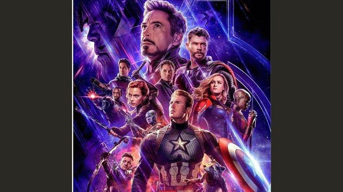 Deretan Film Tayang April 2019, Ada Avengers: Endgame, Jangan Lewatkan!