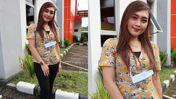 Gadis Cantik Aveylin Wowiling Imbau Masyarakat Waspadai Bencana Saat Cuaca Ekstrem