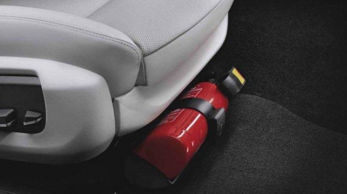 Mobil Wajib Sediakan APAR, Cegah Kebakaran pada Kendaraan, Berikut Sanksinya!