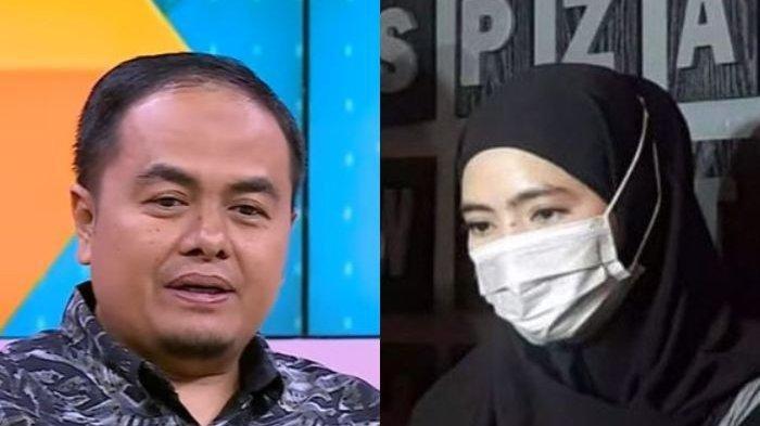Ayah Taqy Malik yakni Mansyardin Malik (kiri) - Marlina Octoria (kanan).