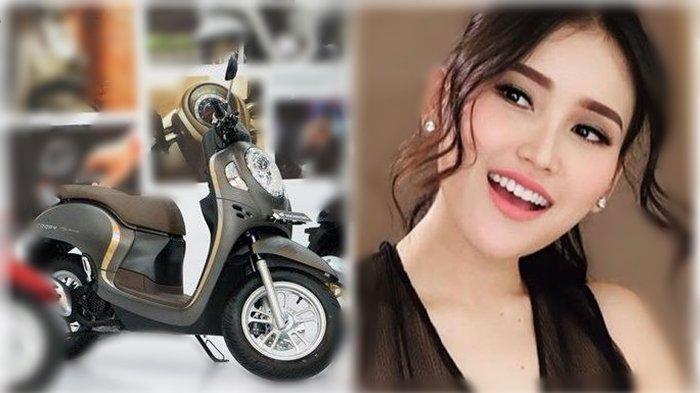 FANTASTIS Tarif Endore Ayu Ting di Bulan Ramadhan 2021 Ditaksir Seharga 38 Unit Motor Scoopy Stylish