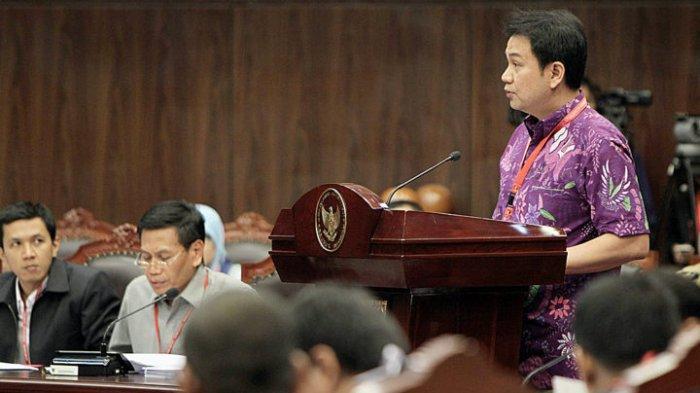 Sosok Aziz Syamsuddin, Politisi Golkar yang Ditetapkan Tersangka oleh KPK, Lulusan Trisakti