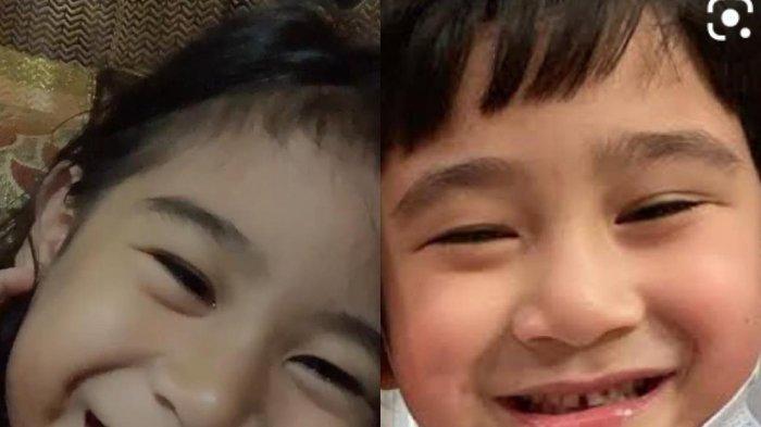 Azza anak yang mirip wajah Rafathar