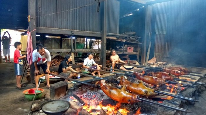 6 Makanan Khas Natal Paling Dicari Warga Manado, Ada Babi Putar, RW hinggaPaniki