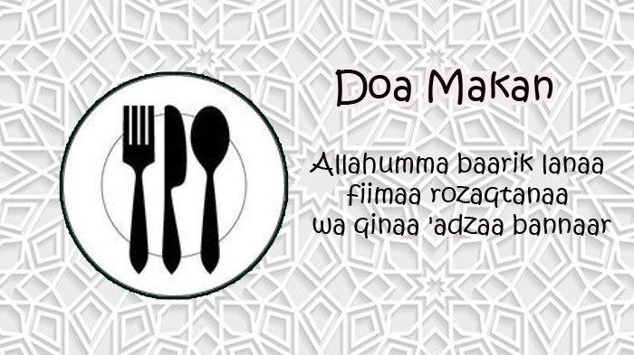 Doa Makan Arab, Latin dan Terjemahan Indonesia, Lengkap 12 Adab Makan, Gunakan Tangan Kanan
