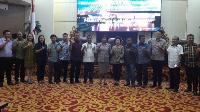 Anggota DPRD Manado 2019-2024 Dilengkapi Asal Partai, Dapil, dan Perolehan Suara