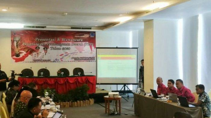Bappeda Presentasi Perencanaan Pembangunan Daerah Tahun 2020