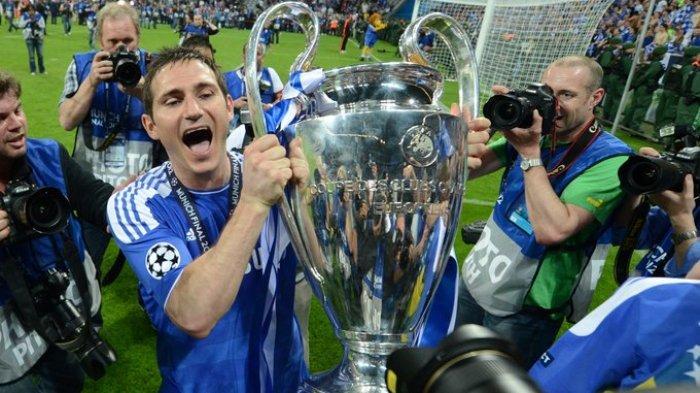 Pertemuan Chelsea dengan Bayern Muenchen, Memori Manis Frank Lampard di Liga Champion