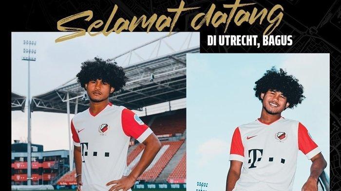 Cerita Pemain Indonesia Bagus Kahfi yang Sempat Jadi Korban Pansos Rekannya di FC Utrecht