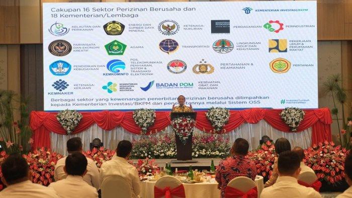 Dukung Pemerataan Pembangunan, Menteri Bahlil Lahadalia Yakin Sulut Jadi Tujuan Investasi