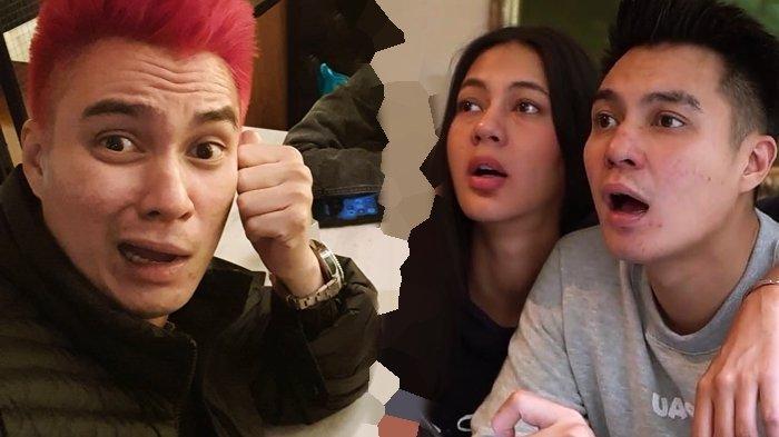 Baim Wong Kepergok Chattingan Sama Mantan, Begini Reaksi Paula Verhoeven