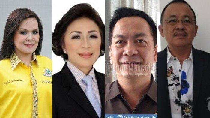 Soal Bantuan ke Masyarakat, Para Kandidat Bakal Calon Wali Kota Tomohon Kompak