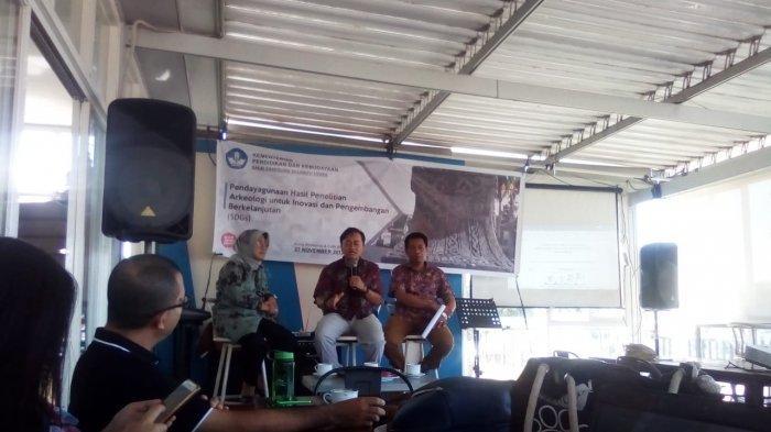 Inovasi Pendayagunaan Situs Waruga Lewat Pengembangan Industri Kreatif Batik