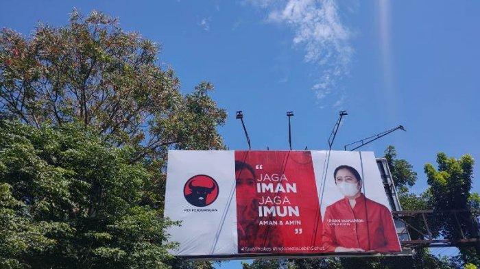 PDIP Gencar Sosialisasikan Puan Maharani, Tema Penanganan Covid 19: Jaga Iman dan Imun