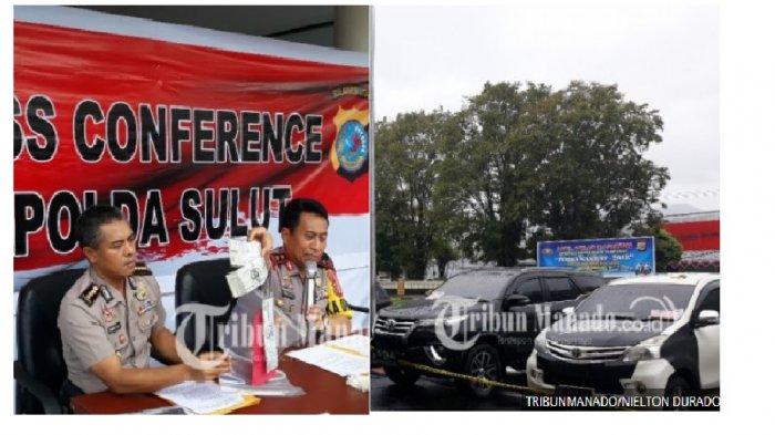Kronologi Terungkapnya Kasus Penggelapan Mobil yang Melibatkan 4 AnggotaPolres Kotamobagu