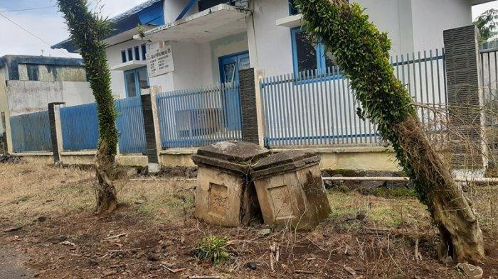 Berdiri di Atas Eks Lahan Pekuburan, Gedung Balai KB di Tomohon Selatan Jarang Digunakan