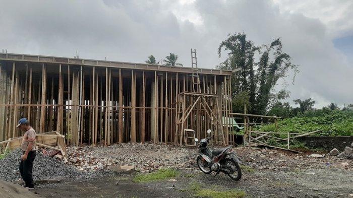 Banyak Bangunan Tanpa IMB di Tomohon, Ervinz Sebut Akan Ditertibkan