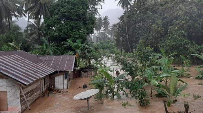 Bolsel Diterjang Banjir Bandang Lagi, 4.308 Jiwa Terdampak
