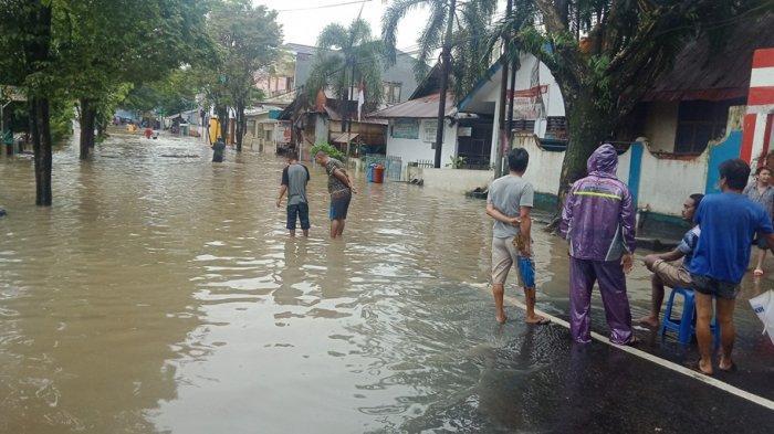BPBD Sulut Selesai Tangani Banjir Manado, Lanjut Erupsi Gunung Karangetang