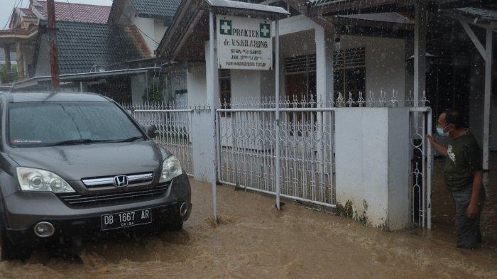 Banjir di Manado, Warga Perkamil Keluhkan Buruknya Drainase