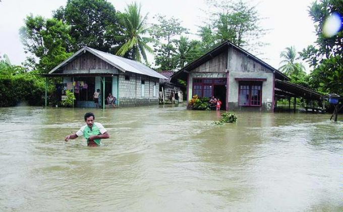 11 Arti Mimpi Tentang Banjir, Mimpi Melihat Banjir Pertanda Baik, Mendapatkan Kemudahan Rezeki