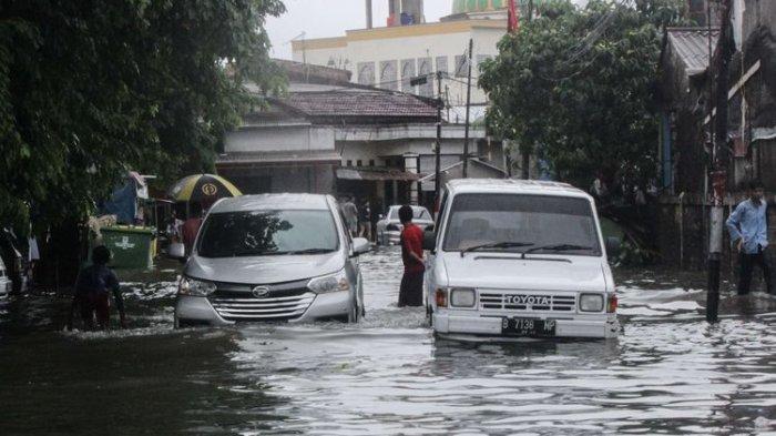 Banjir Jakarta Baru-baru Ini Pecahkan Rekor, Disorot Ilmuwan Secara Internasional