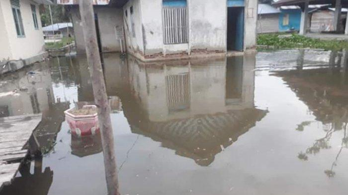 Banjir Rob Genangi Rumah Warga, BPBD Sebut Sering Terjadi