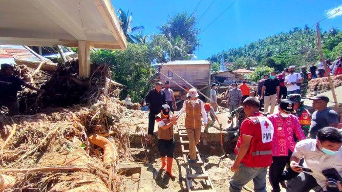 BPBD Sebut Ada 13 Desa di Bolmong Terdampak Banjir Bandang