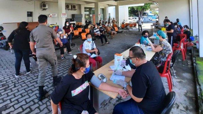 PT Bank BTPN Cabang Manado Gelar Program Vaksinasi