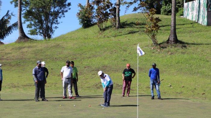 BSG Golf Open Tournament 2021 Sukses, Berikut Hasil Lengkap Semua Kategori