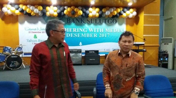 Bank SulutGo Buka Tiga Kantor Kas Sekaligus