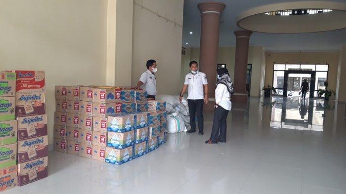 Pemkab Boltim Galang Bantuan untuk Korban Bencana di Kota Manado