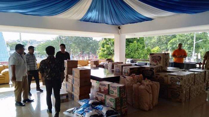 Pemkot Manado Terus Ajak Warga Bantu Korban di Palu dan Donggala